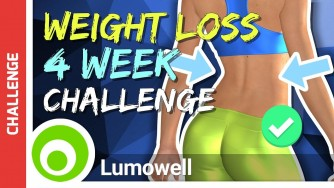 4 Week Weight Loss Challenge at Home