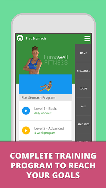 Flat Belly App
