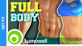 Full Body Workout at Home No Equipment