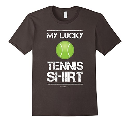 My Lucky Tennis Shirt. Funny Tennis Shirts Funny Tennis Gift